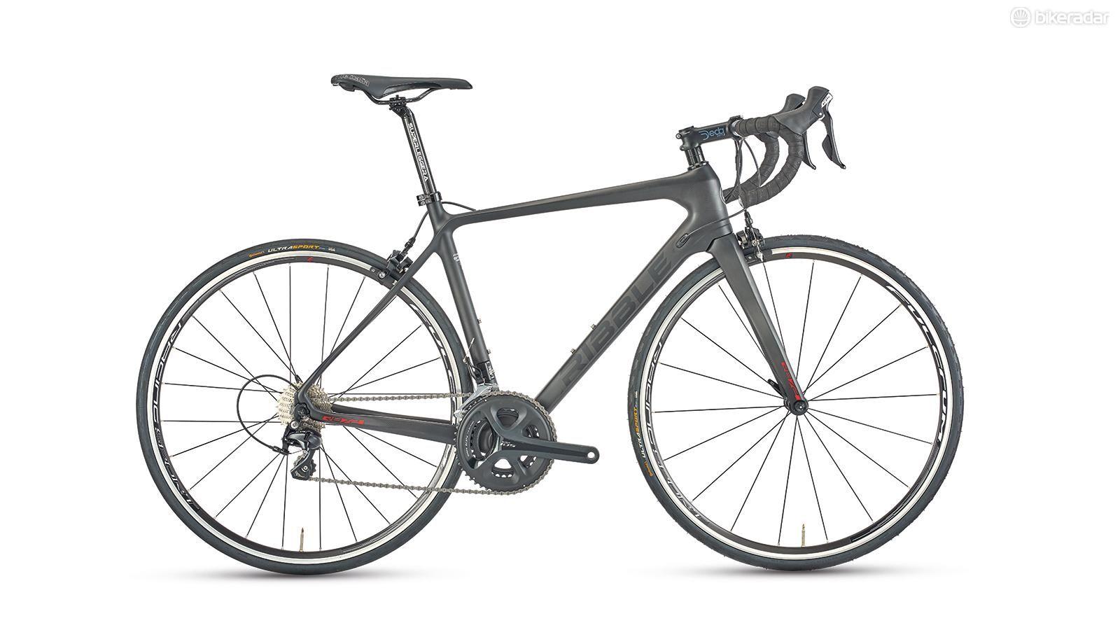 Ribble R872 105 Review Bike Bicycle