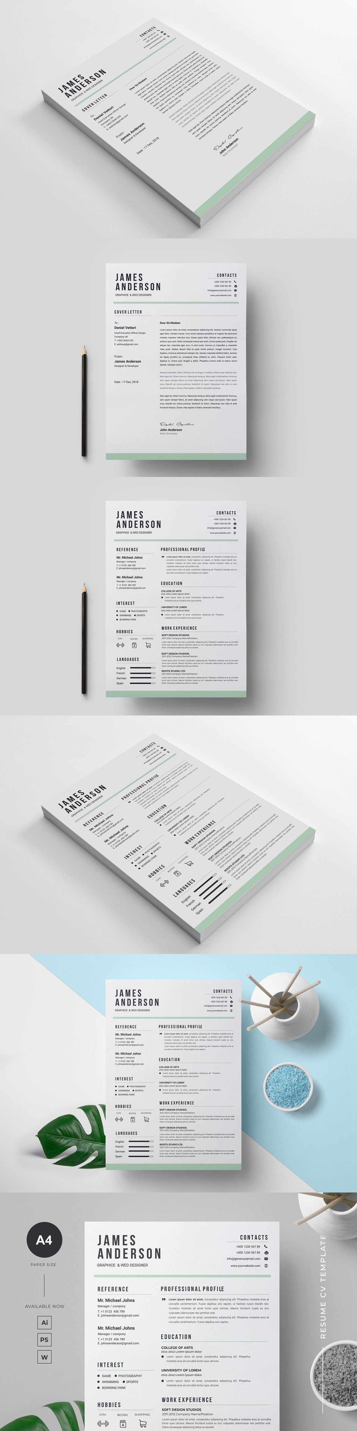 Resume Simple resume template, Resume, Simple resume