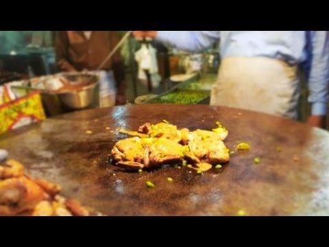 Chicken Tawa Piece | Amazing Skillet Fried Chicken | Lahore