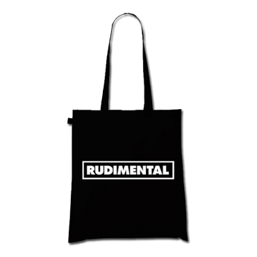Rudimental Logo Tote Bag