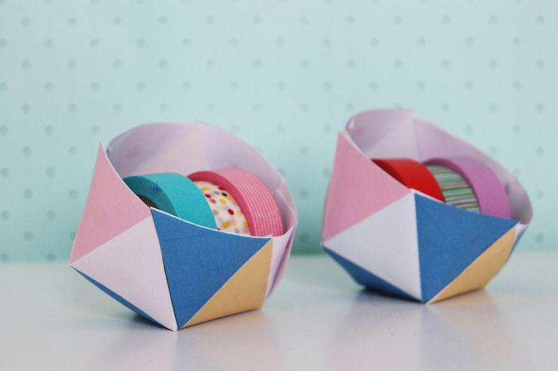 Cupcake Crafty: Printable : Geo Ball Box