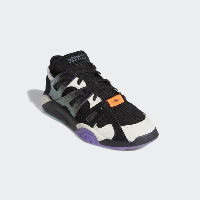 adidas Dimension sneakers White | Sneakers, Adidas, Black
