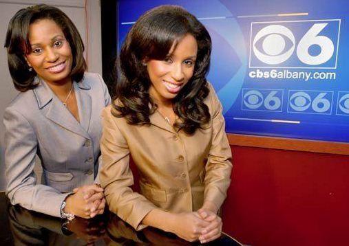 News Reporteranchor Beauty Sisters Rene Marsh Michelle Marsh