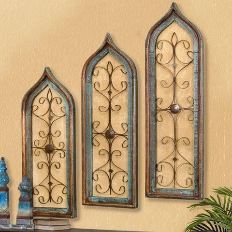 Arched Window, Tuscan Window, Tuscan Wall Grille, Tuscan Iron Gate .