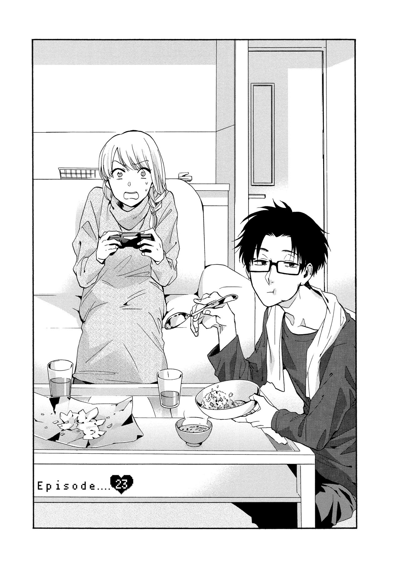 Wotaku ni Koi wa Muzukashii Manga / vol.4 ch.23 Episode