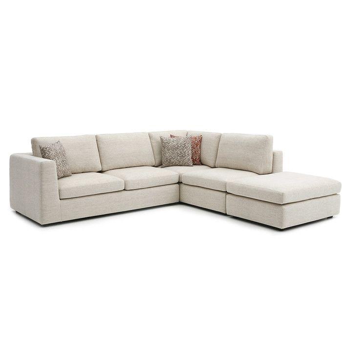 Emily 106 Sectional Sectional Sectional Sofa Couch Sectional Sofa