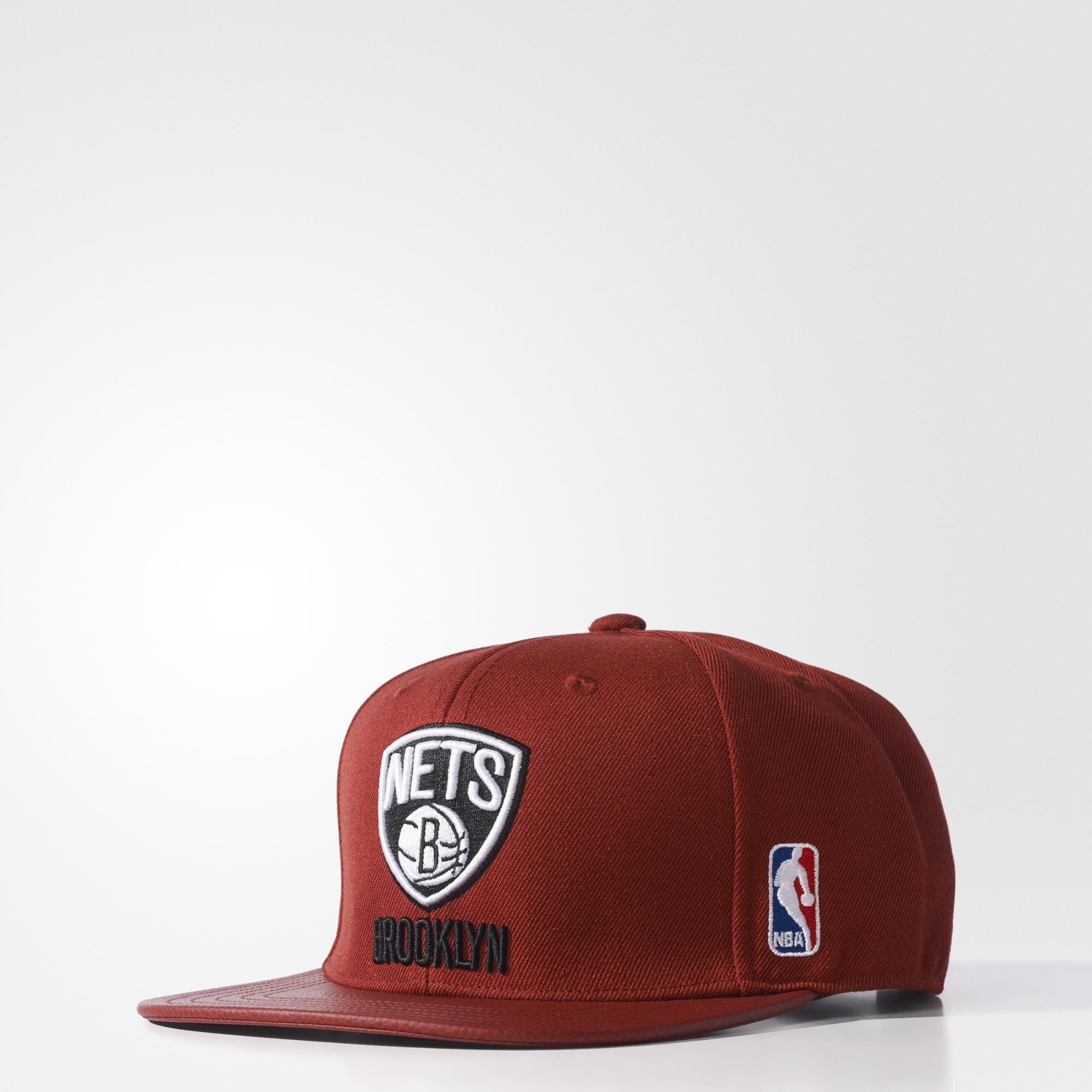 Gorra Originals NBA Brooklyn Nets - Rust Red adidas | adidas Peru