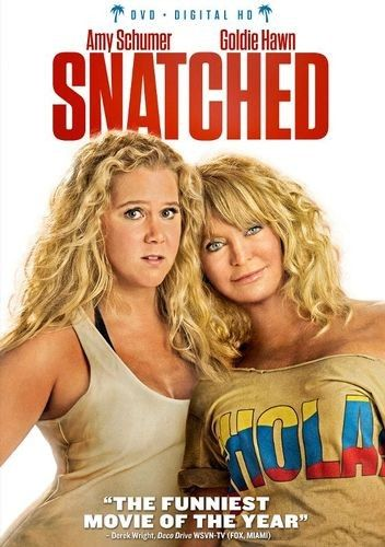 Snatched [Includes Digital Copy] [DVD] [2017] - Front_Standard