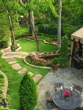Vorgarten gestaltung wie wollen sie ihren vorgarten for Romantische garten gestalten