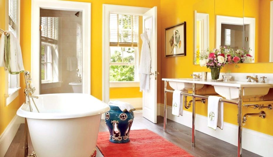 Best Paint Color For Bathroom Without Window