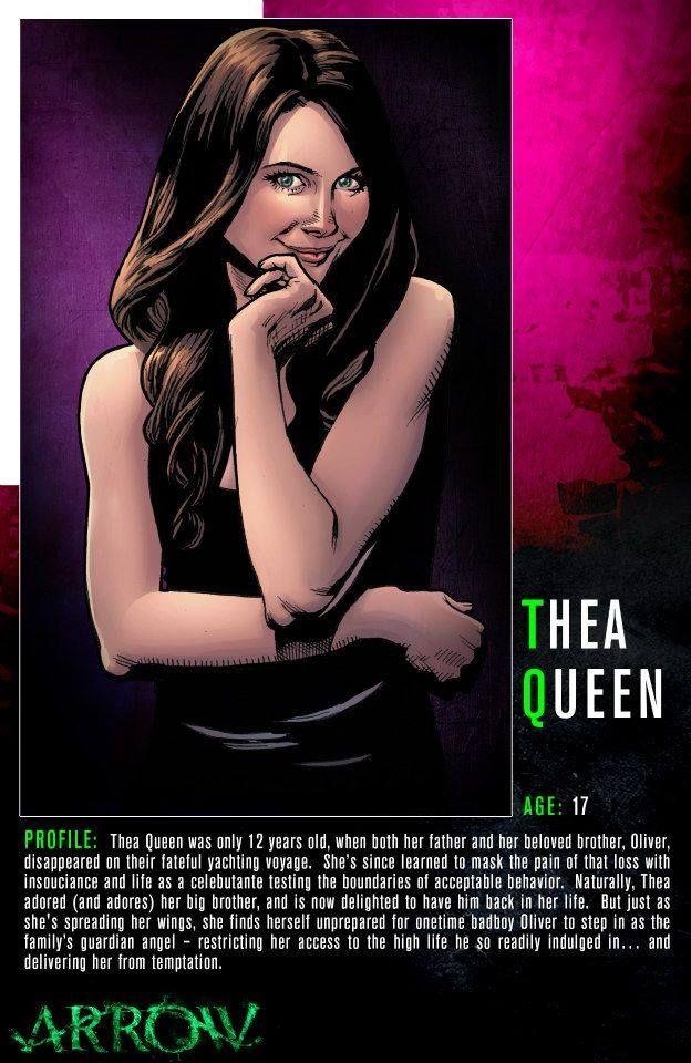 Thea Queen Artemis