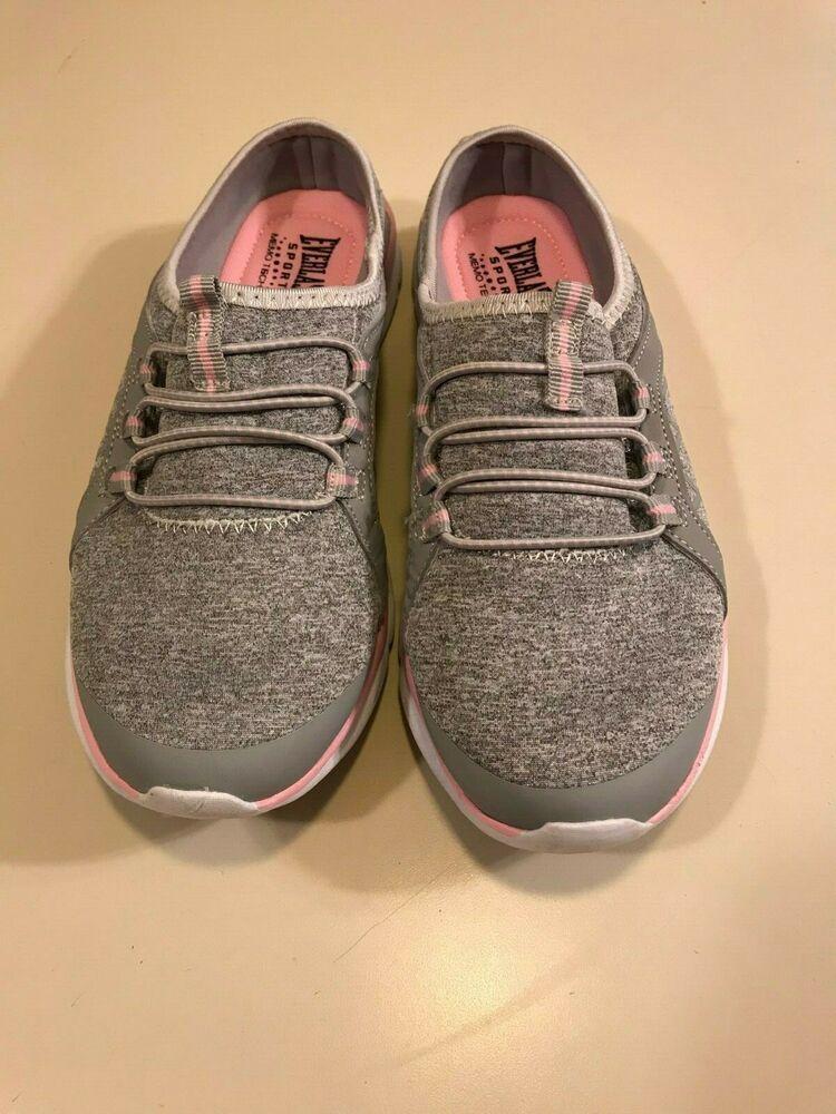 1d91c97039d4 Pre-owned Womens Everlast Sport memo tech (gray pink) Size 8 1 2 ...