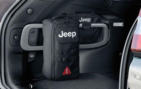 2016 Jeep Cherokee Sport Cargo Management