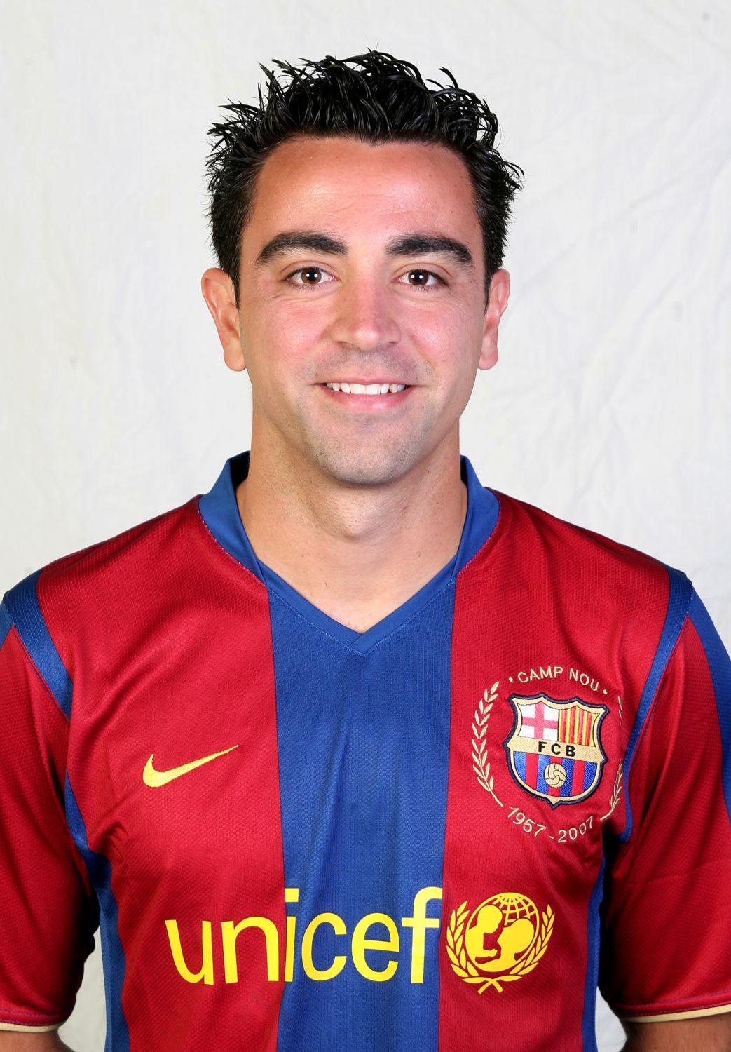 Xavi my favorite soccer player and future husband