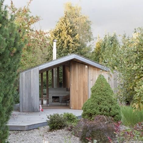 Tuinhuisje Complex Tuinwijck Groningen | de Houtprijs