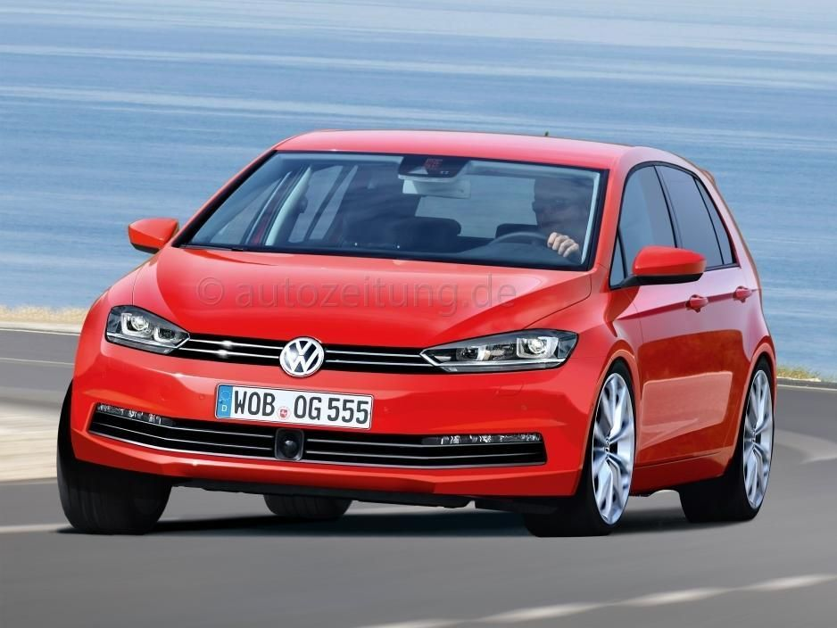 Vw Golf 8 2018 Alterations Engine Release Date Interior 2019 Auto Guide