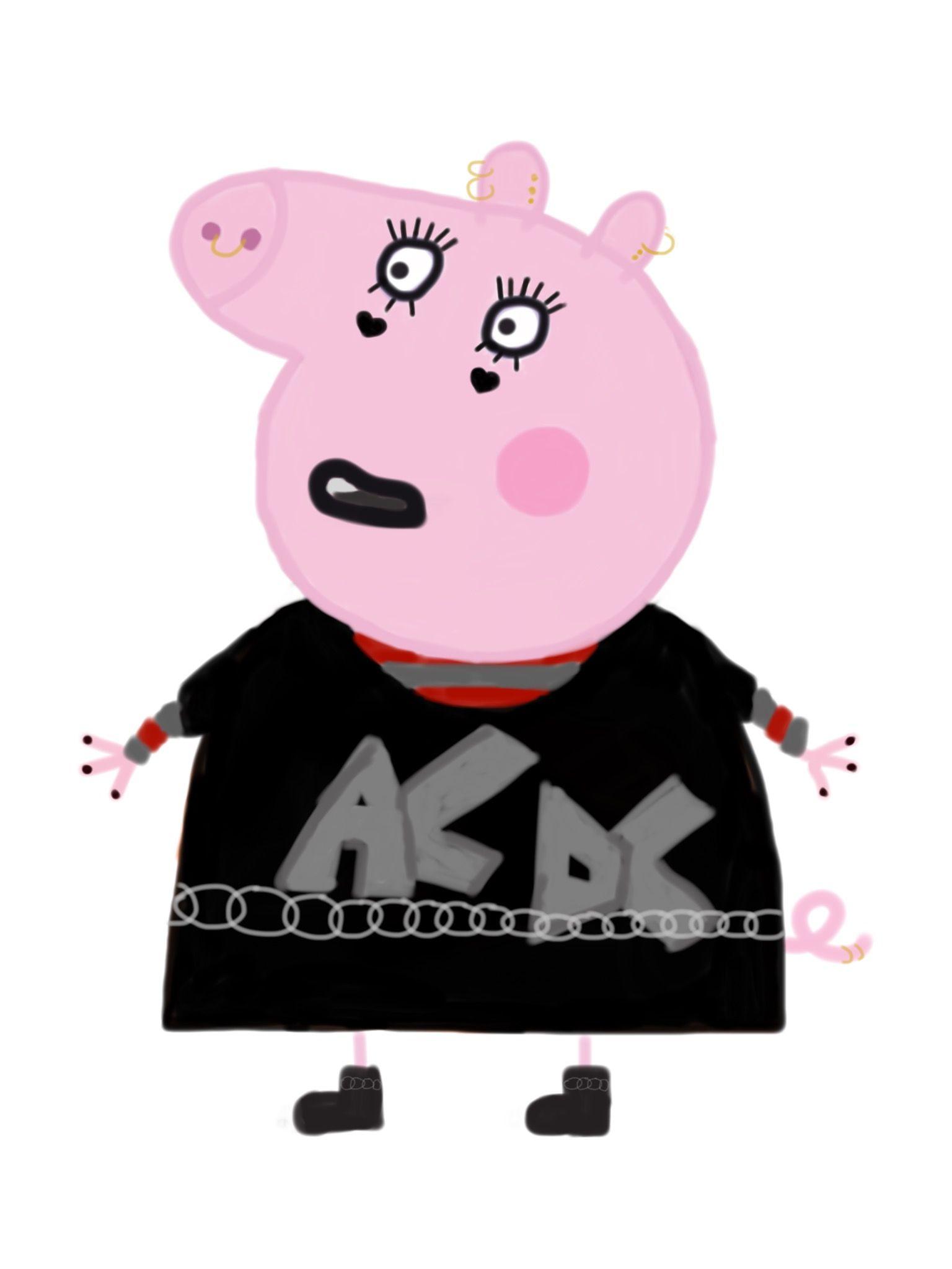 Xd Emo Noises Peppa Pig Memes Funny Iphone Wallpaper Ironic Memes