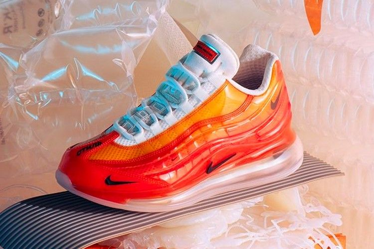 baa4f0e4d829 Take a Closer Look at Heron Preston s Nike By You Air Max 720 95 Collection