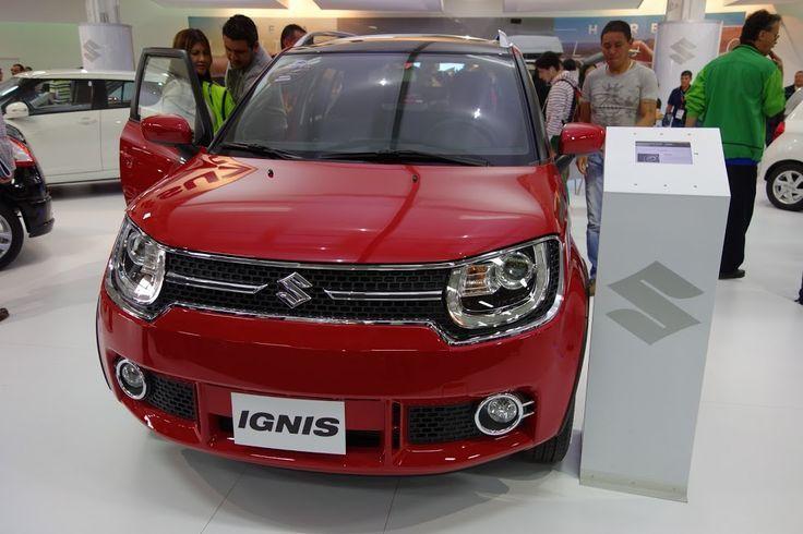 Recap Maruti Suzuki Ignis Showcased At 2016 Bogota Auto Show