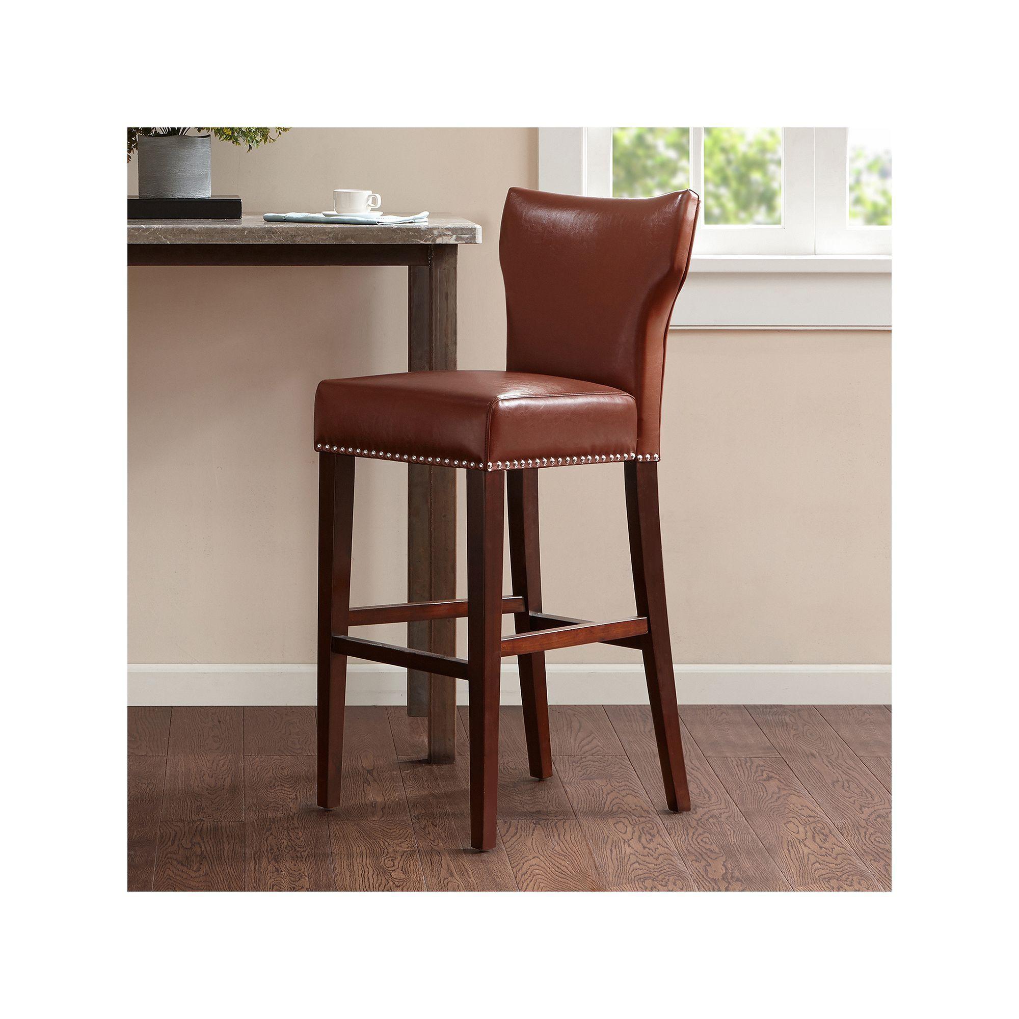 Madison Park Emilia Bar Stool   Bar stools, Stool, Dining room ...