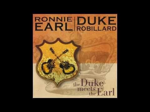 Ronnie Earl & Duke Robillard - The Duke Meets The Earl (2005) Album