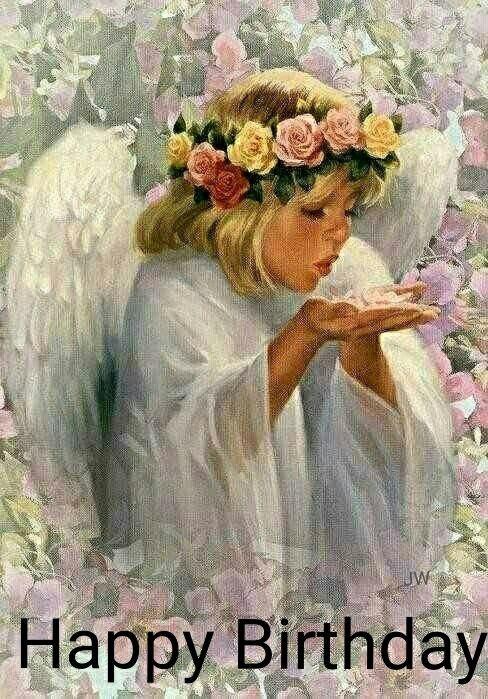 Birthday angel happy birthday pinterest birthday angel pinterest birthday angel birthdays and happy birthday m4hsunfo