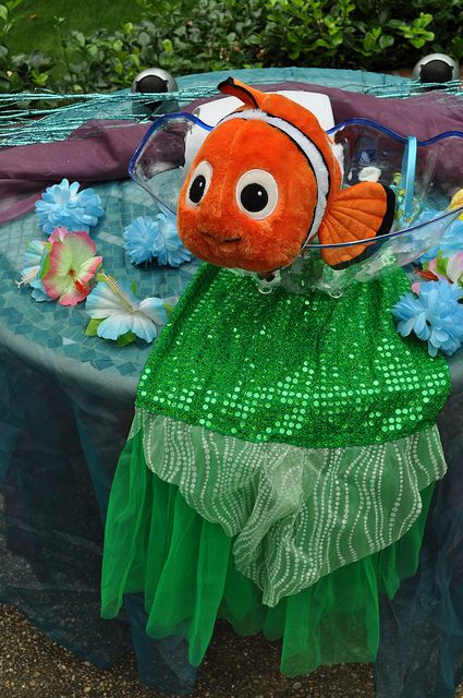 mermaid party by frostedevents, via Flickr