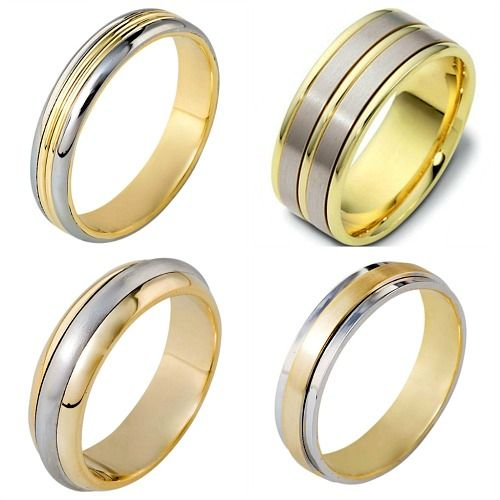 b36971f3529e anillos de matrimonio en oro de 14k