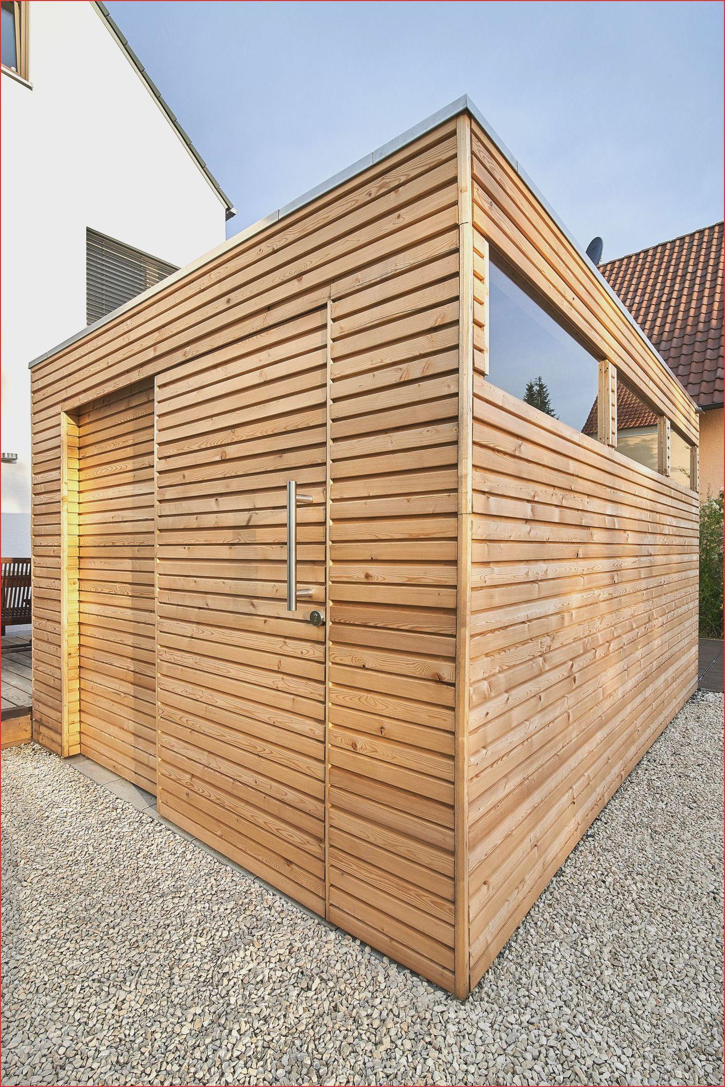 Garten Planen 29 Luxus Gartenhaus Mit Schiebetür O15p