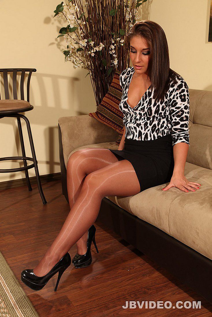 And Pantyhose Pantyhose Tease 64