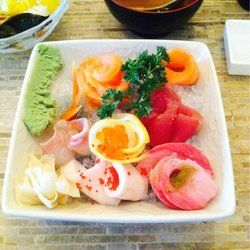Sushi Monk West Chester Oh United States Chirashi Oh
