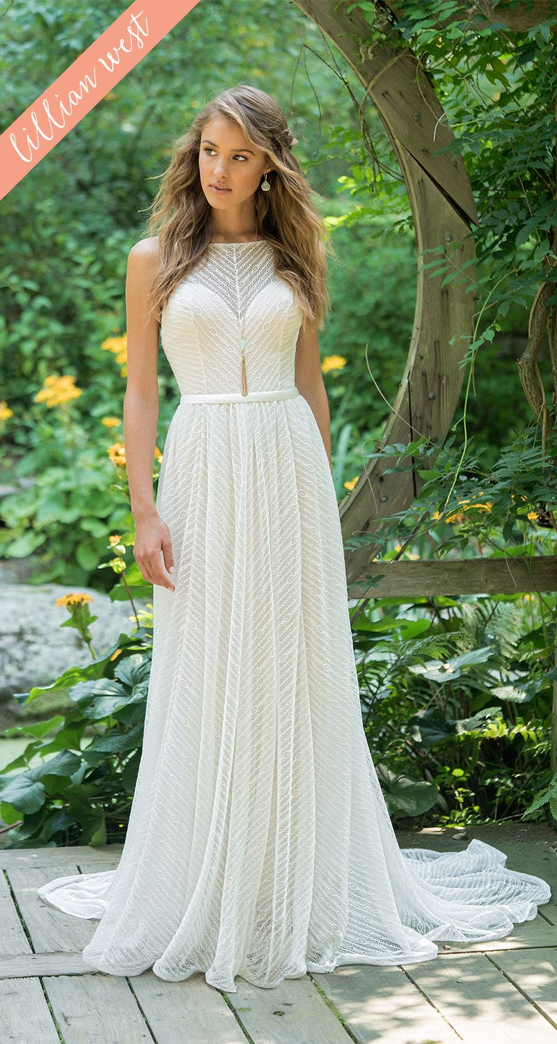 Style this allover lace slim aline wedding dress is the