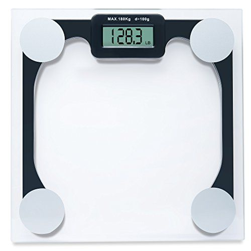 Bathroom Scale Décor Weighing