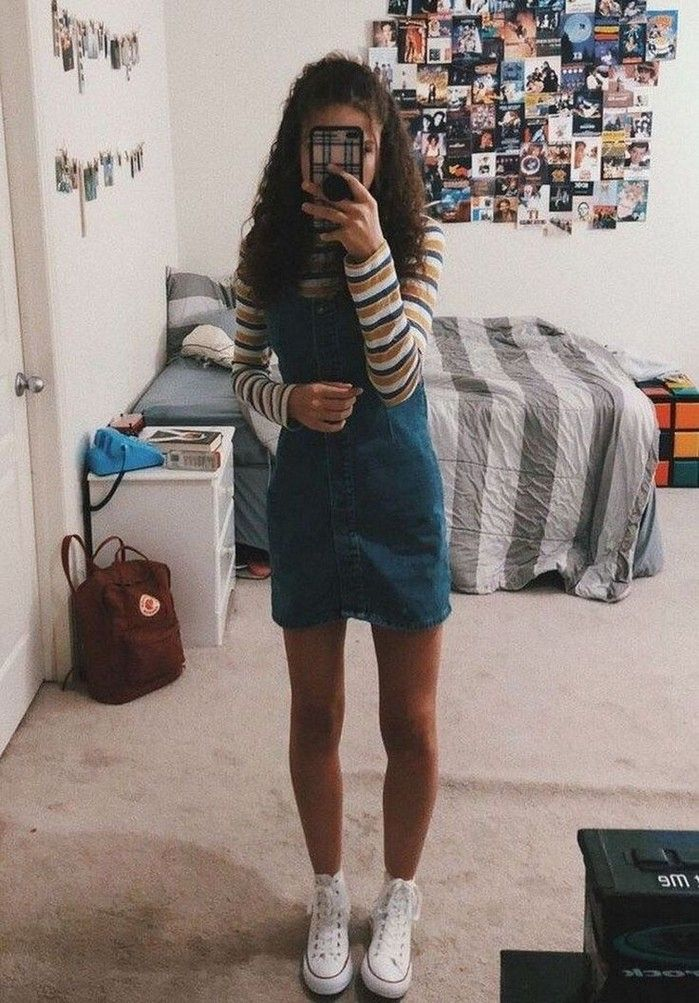 23 Best Vintage Outfits For Teens For School Cute Dresses In 2020 Pinterest Outfits Outfits For Teens Fall Outfits