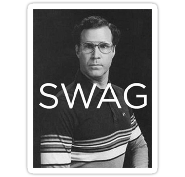 Will Ferrell Swagger by zachattacker | Will ferrell, Funny people, Make me laugh