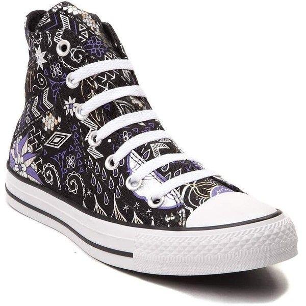 Converse Chuck Taylor All Star Hi Tattoo Sneaker ($99