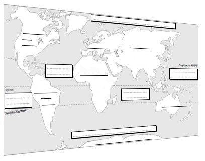 Planisphere A Completer Planisphere A Completer Planisphere A