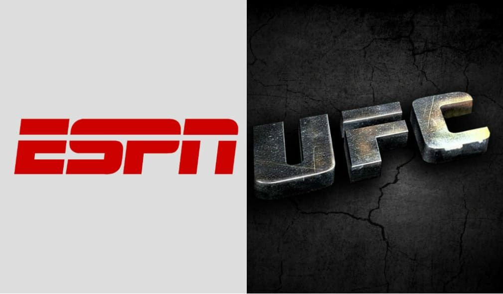 UFC llega a acuerdo con ESPN para servicio de 'streaming
