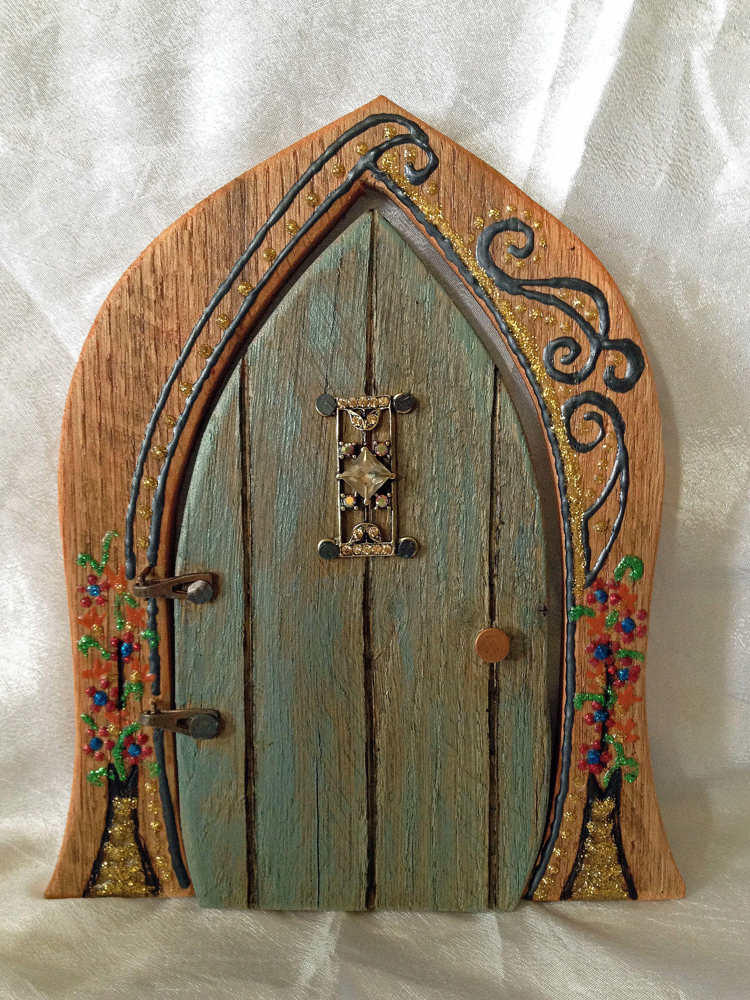 Fairy Door Batz Fairy Gardens Fairy Garden Doors Diy