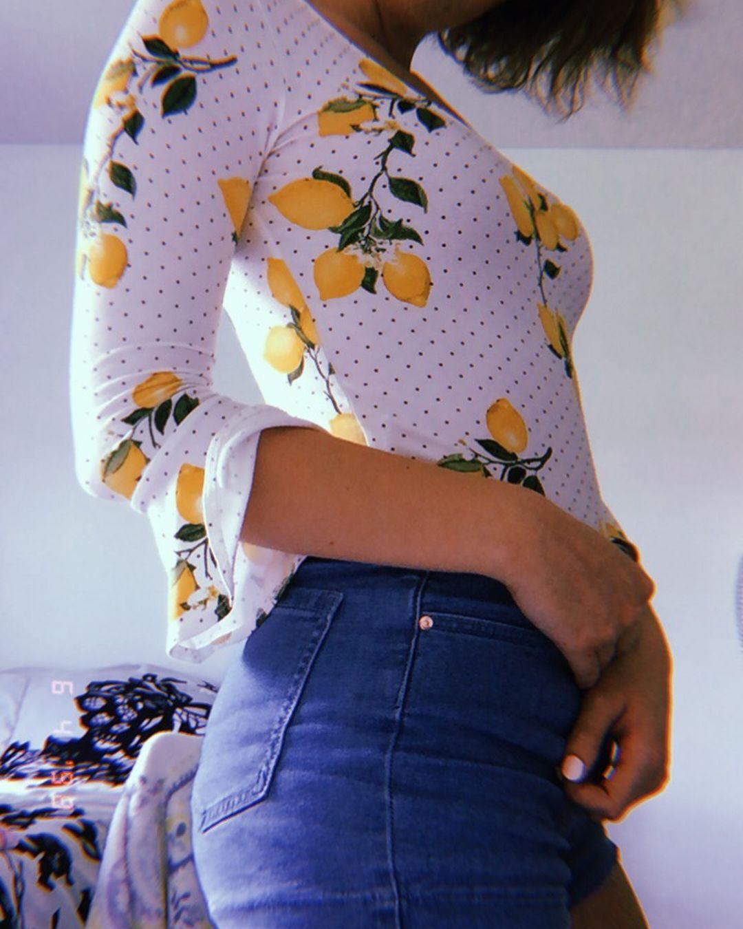 c12a1a17b6a i pull up with a lemon (bodysuit from  forever21 ) tags   fashion ...