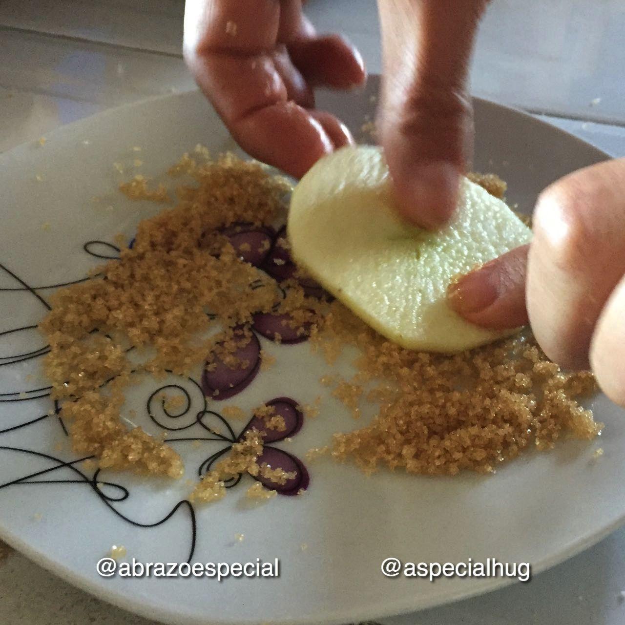 Galletas de almendra con manzana un postre #paleo sin gluten (sin cereal) ni lácteos.