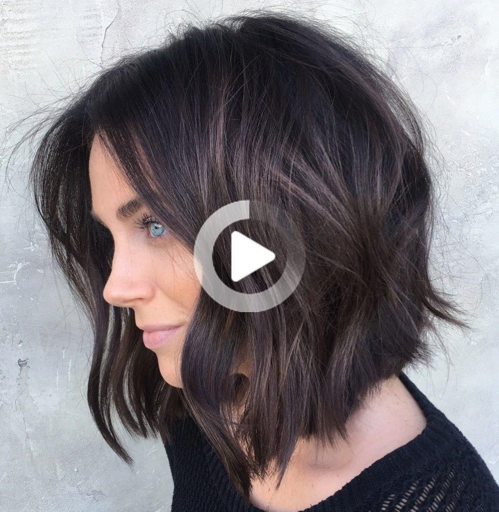 50 Best Medium Length Hairstyles For Thick Hair To Try In 2020 In 2020 Haircut For Thick Hair Thick Hair Styles Medium Hair Styles
