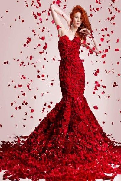 Schön St.valentine Dress