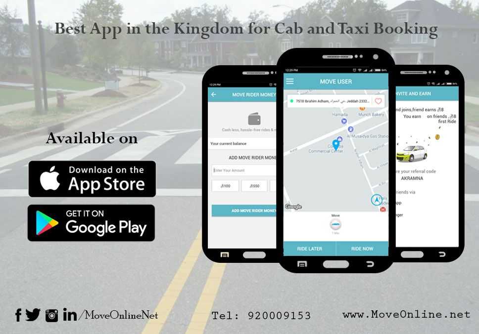 Best App In Kingdom For Cab And Taxi Booking Moveuser Is The Best