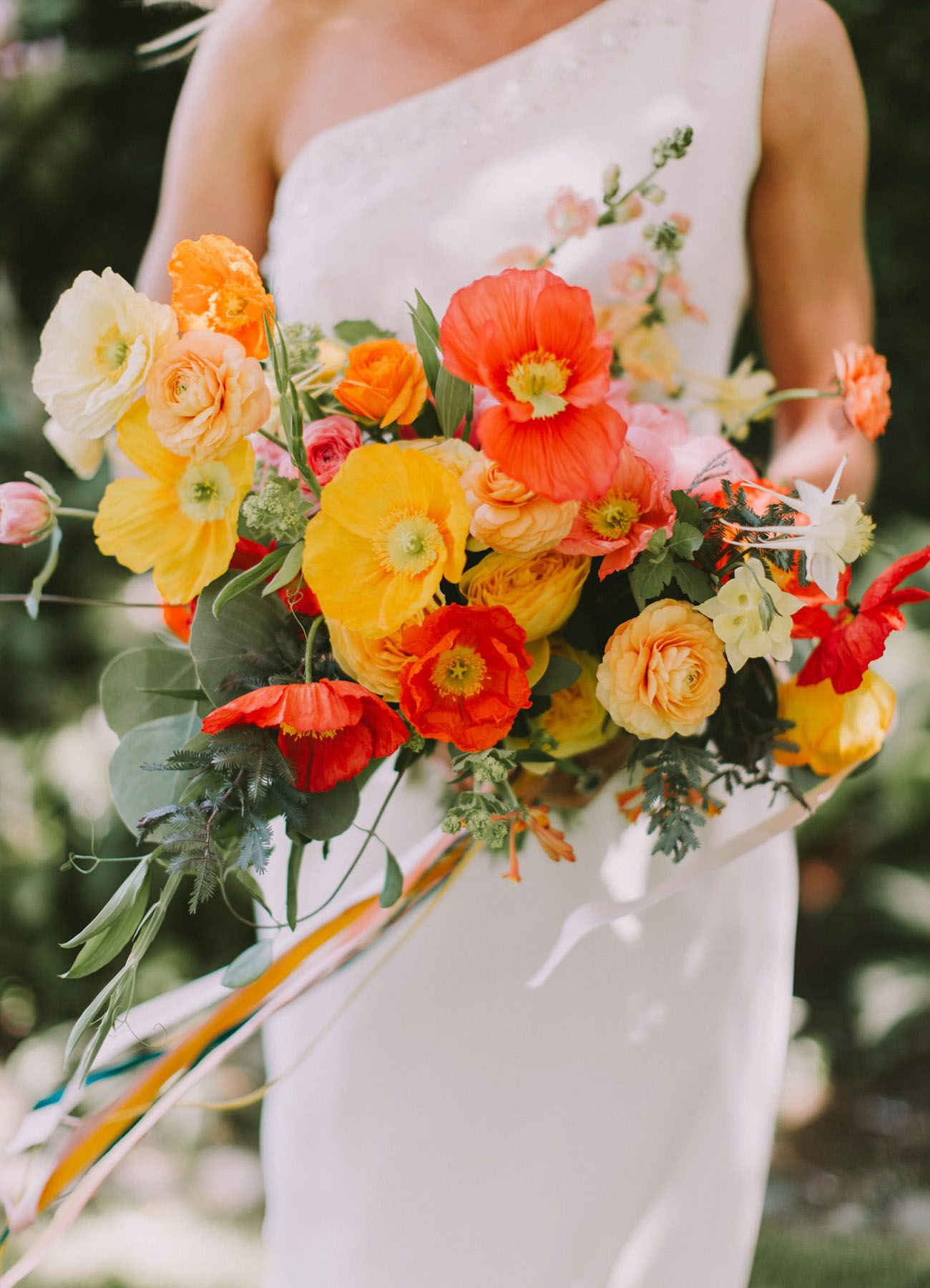 Our Favorite Bouquets from 2017 Wedding Bouquets
