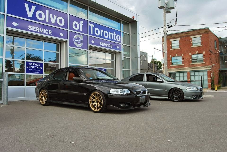 Volvo s60R with nice rim  Volvo s60 R  other cars  Pinterest
