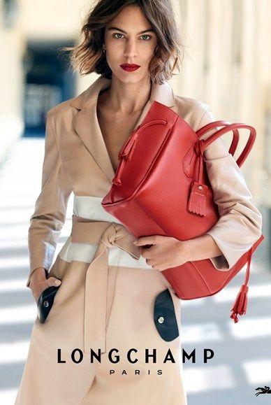 Longchamp   Campanha primavera-verão 2016