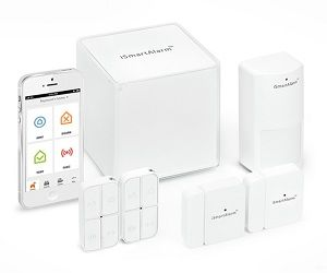 Iphone wird zur alarmanlagen schaltzentrale iphone wird zur alarmanlagen schaltzentrale homesecuritysystemphones home security ideas pinterest clocks solutioingenieria Images