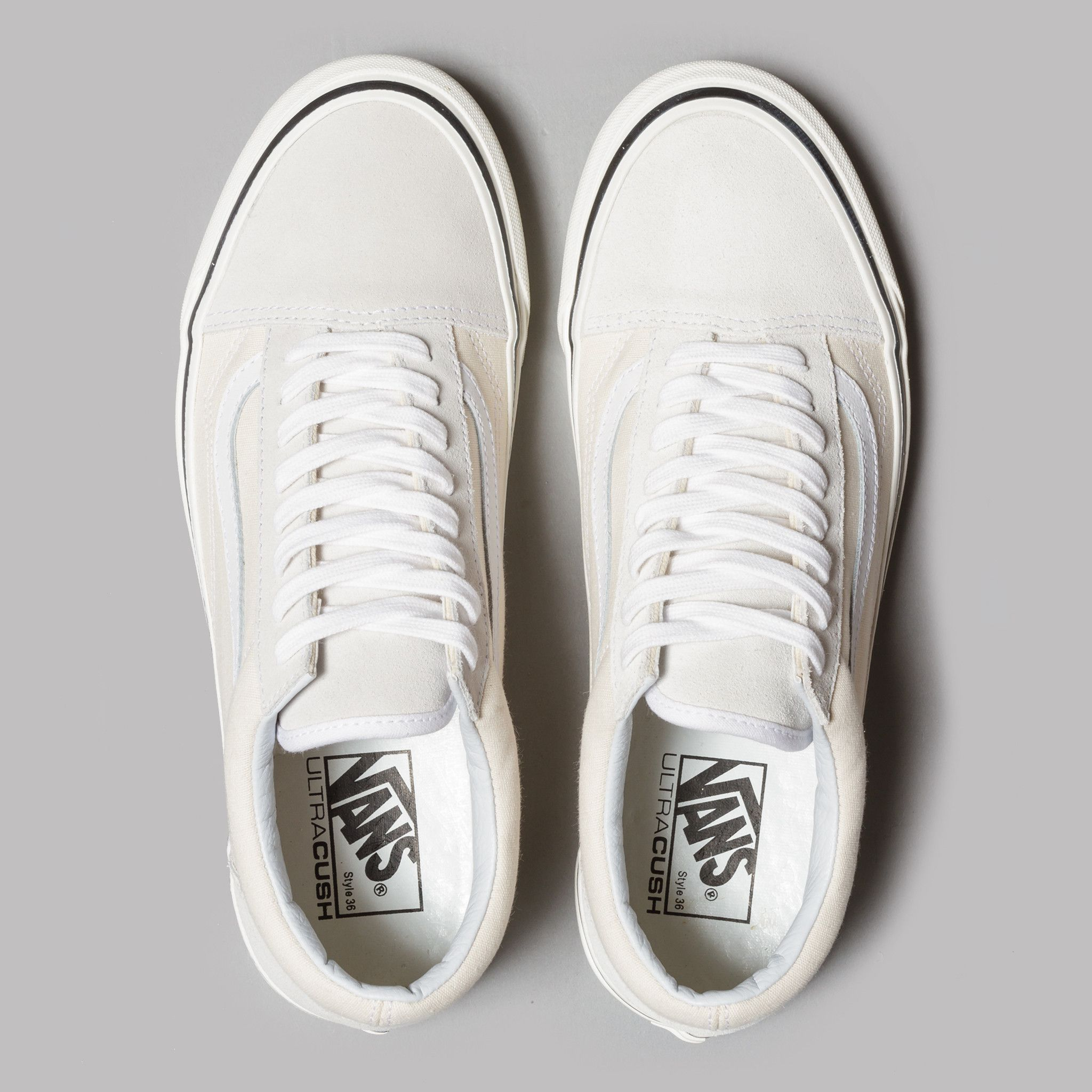 8ab8af4fb93a1e Vans Old Skool 36 DX Anaheim Factory (Classic White)