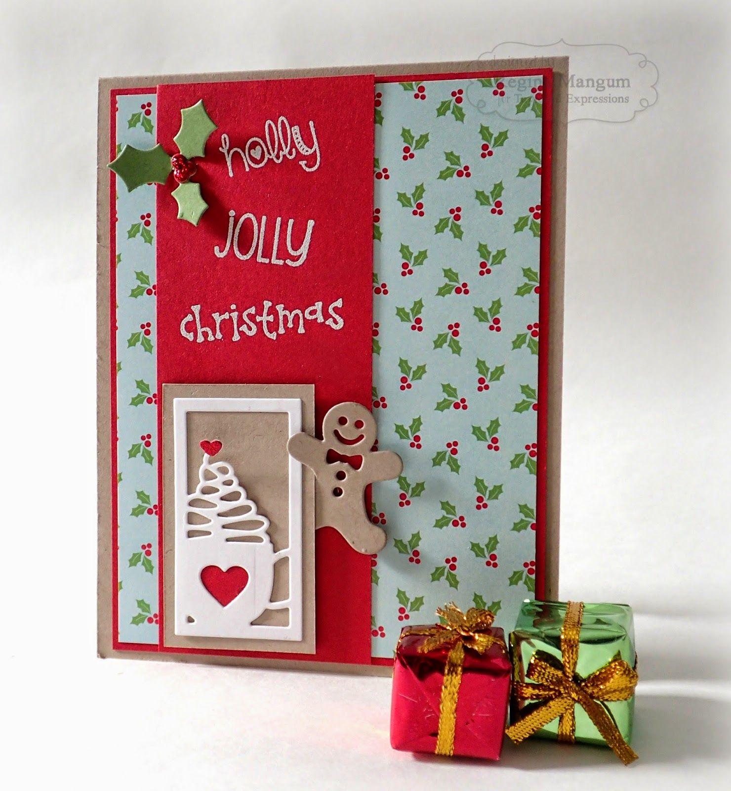 Christmas Cards, Christmas Paper